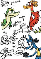 Pokedoodles by pickles-4-nickles
