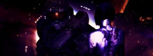 The Time Has Come | Halo 4 Facebook Cover Photo by Xxplosions