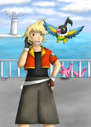 -PKMN- Mission by the Sea by pdutogepi