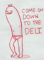 Come on Down to the Deli by Domatogram