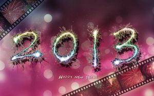 Happy 2013!! by YummingDoe4