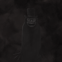 The Babadook by Zat3am