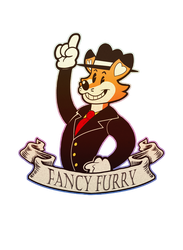 Fancy Furry by artwork-tee