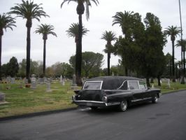 1962 hearse by CoffinCartel