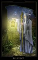 The Hermit by ThelemaDreamsArt