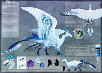 Tiamat Reference Sheet v.2 (Outdated) by Araless