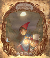 Into the Unknown by Mugges