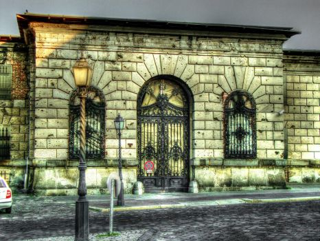 House Budapest HDR by scopolamin