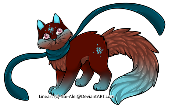 Feline Adoptable 2 - CLOSED by Blithe-Adopts