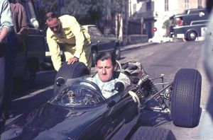 Graham Hill (Monaco 1965) by F1-history