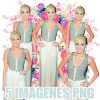Pack png 23 Miley Cyrus by MichelyResources