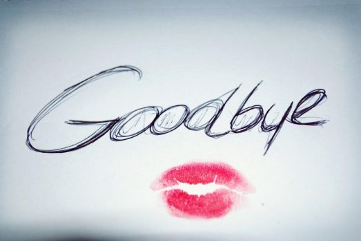 goodbye my love by severie