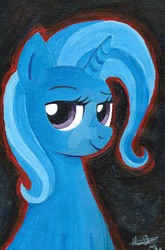 The great and powerful Trixie [1st try] by Nokills-Clan196