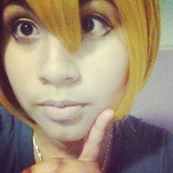 Trying To Be Cute Armin Me by XXRobinRavenXX