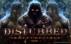 Disturbed Duality Wallpaper by morbustelevision2
