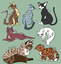 even more battle cats by ZooExorcist