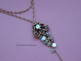 pendant Waterfall by MDorothy