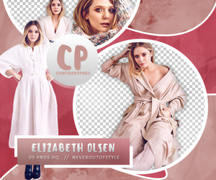 Png Pack 464 // Elizabeth Olsen by confidentpngs