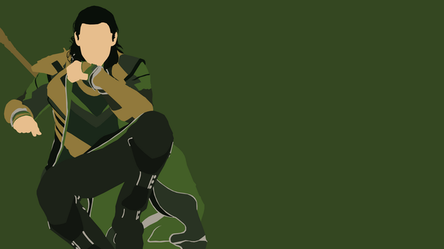Loki by Reverendtundra