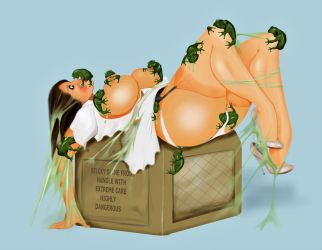 Box of Frogs by SirNoddy