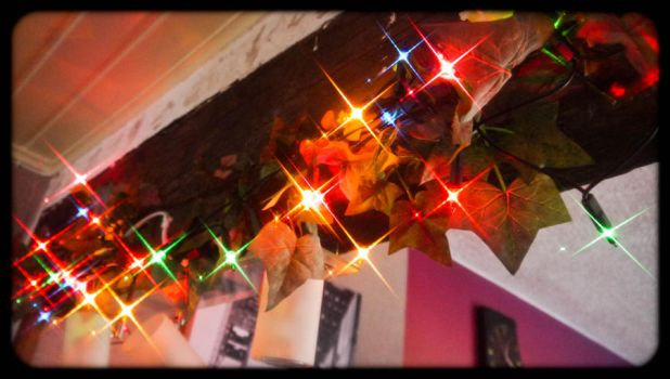 Fairy Lights by BusterBrownBB