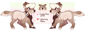 german shepherd adopt (closed) by foxpets