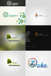 6 Logos by CoolDes