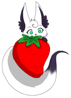 Strawberry Lover by katanabrin