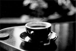 time for coffee II. by musicandphotography