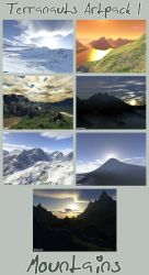 Artpack I : Mountains by terranauts