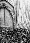 The Siege of Moria by Tulikoura