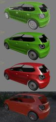 VW Polo 02 by Astros