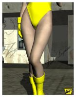 Lady Legasus Lovely Legs by ImfamousE