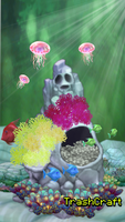 Abyssrium Meets My Singing Monsters by TrashCraftpayer