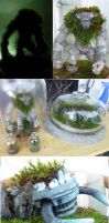 Colossus Moss Terrariums by Malicious-Monkey