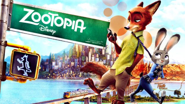 Zootopia - Disney by Dreamvisions86