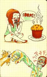 food and fear by sexysexybicycle