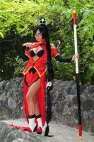litchi blazblue by Giorgiacosplay