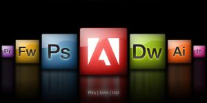 Adobe CS4 Icons by xs