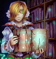Ghost Library by KoTana-Poltergeist