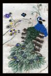 peacock-quilling