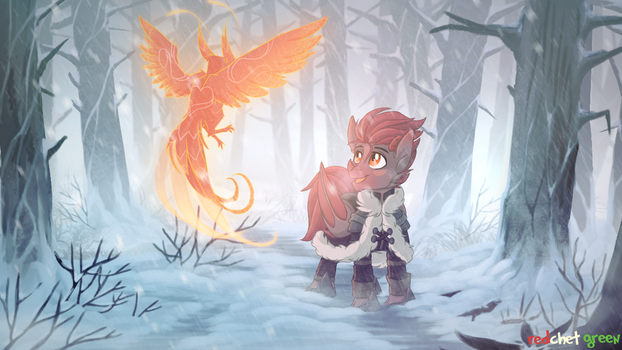 Magic Owl by RedchetGreen