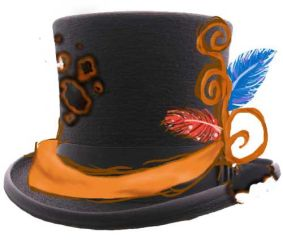 Tiny top hat contest by im-hippy--so-what