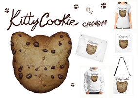 Kitty Cookie Series by ameshin