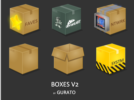 Boxes V2 by Gurato