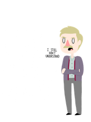I Don't Shave For Sherlock Holmes by EGLemming