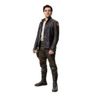Star wars the last jedi Poe Dameron PNG by Metropolis-Hero1125