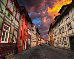 Gottingen streets by alierturk