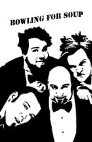 Bowling for Soup Stencil by untalentedchik