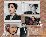 [PNG PACK #863] Xiumin - EXO (DMUMT) by fairyixing